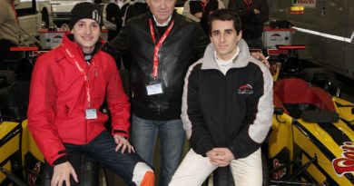 Fórmula 3000 Européia: Fábio Beretta confirma participação no campeonato