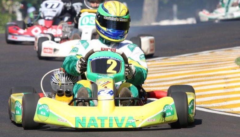 Kart: Cascavel realiza a última prova de kart da temporada
