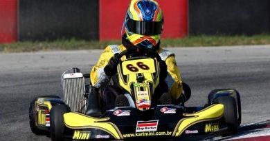 Kart: Kart Mini tem 100% de aproveitamento no Florida Winter Tour com Felipe Guimarães