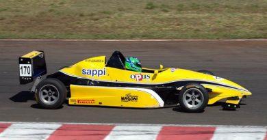 Fórmula São Paulo: Felipe Leonardos comemora primeiros pontos no campeonato