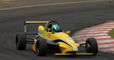 Fórmula São Paulo: Felipe Leonardos larga na pole position na quarta etapa da temporada