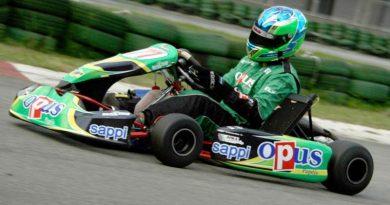 Kart: Felipe Leonardos pode fechar o mês de maio com mais uma vitória