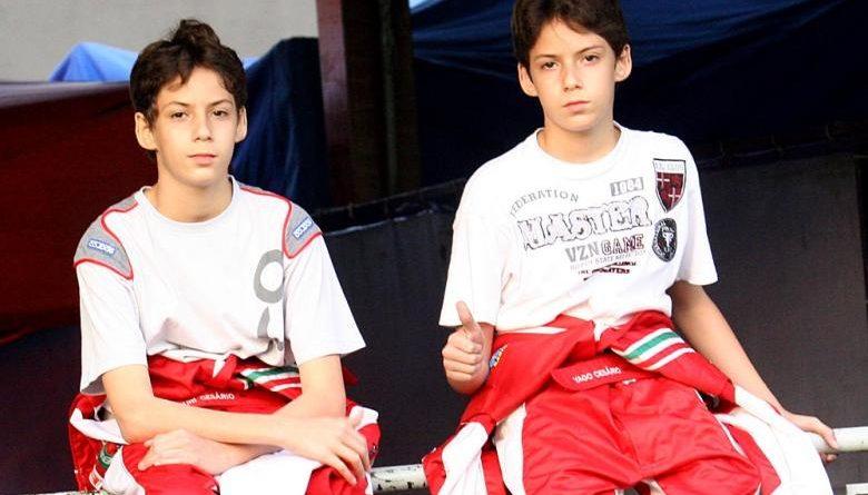 Kart: Gêmeos Cesário começam temporada em busca de prêmio