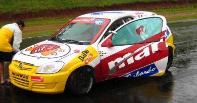Marcas e Pilotos: Equipe Auto Racing confirma o piloto Wilson Filho no comando do GM Celta #11 da equipe