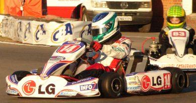 Kart: Guilherme Silva fecha 11º Sul-Brasileiro em terceiro na Júnior