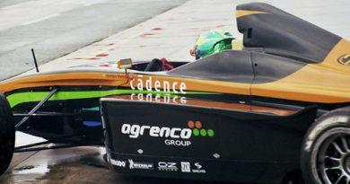 F-BMW Européia: Henrique Martins é o terceiro melhor estreante na corrida deste sábado na Espanha