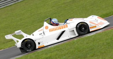 Spyder Race: Hyppolito Martinez garante a pole position em Interlagos