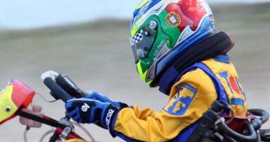 Kart: Decepcionado com motores, João Archer termina em sétimo no paulista