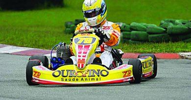 Kart: Sabiá Racing terá sete pilotos na abertura da Copa São Paulo Light