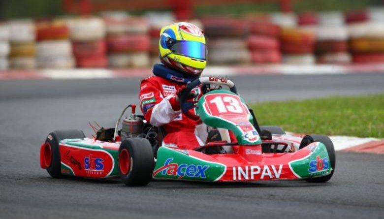 Kart: Johilton Filho vence etapa do Paulista e assume liderança do Campeonato