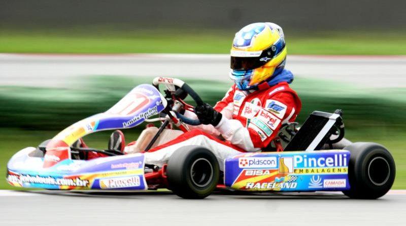 Kart: Jonathan Louis mantém alto nível na nova categoria