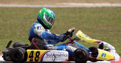 Kart: Lucas Foresti disputará a segunda fase do Brasileiro de Kart