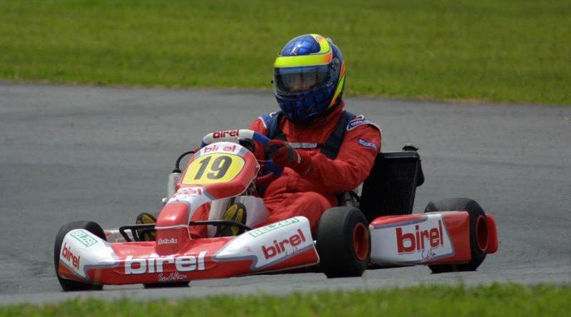 Kart: Márcio Arcoverde vence as duas classificatórias no Mundial em Guaratinguetá