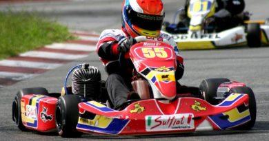 Kart: Marinho's Motors começa temporada com hat trick do lobo Massayuki Katsui