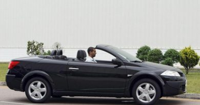 Outras: Chegam ao mercado brasileiro o Renault Grand Scénic e o Mégane Coupé Cabriolet