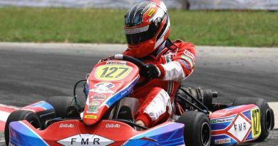 Kart: Paulo Grassi parte, confiante, para a busca do título Brasileiro