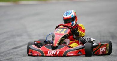 Kart: Pipo Derani faz sua estréia em solo gaúcho
