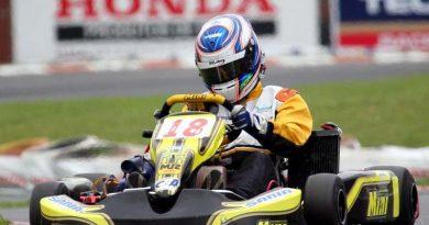 Kart: Rafael Suzuki é Vice-Campeão Brasileiro de Shifter Kart