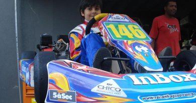 Kart: By Chico divide-se em duas disputas