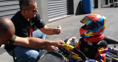 Kart: By Chico iniciou transição de Renan Fragoso para a Júnior Menor