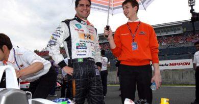 Fórmula Nippon: Streit é o sexto melhor em Fuji