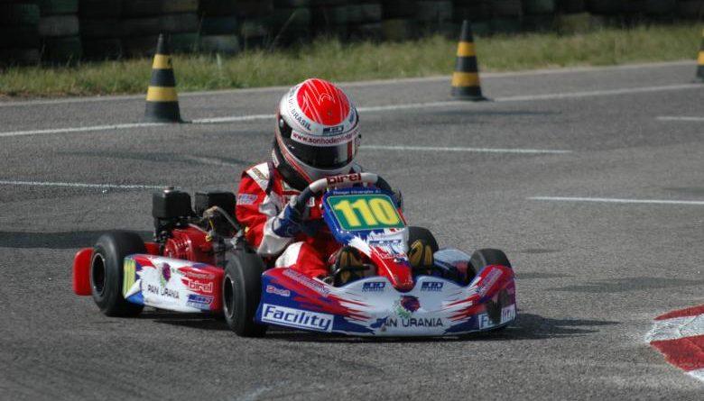 Kart: Thiago Vivacqua termina etapa em segundo no Campeonato Carioca de Kart