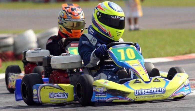 Kart: By Chico usou 6ª etapa do Paulista para preparação para o GP Brasil