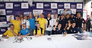 WTCC: Treinos livres abrem programação do WTCC em Curitiba