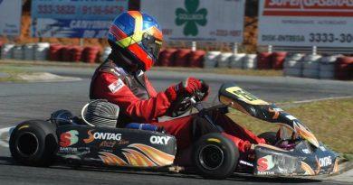 Kart: Mais uma vitória da Mega Kart em terras catarinenses