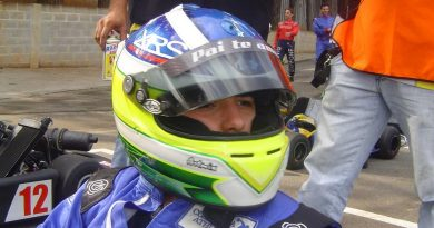 Kart: Sargo estréia no Campeonato Nova Schin com vitória