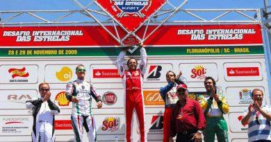 Kart: Principais nomes do automobilismo mundial dividem pistas no Brasil