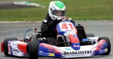 Kart: Artur Fortunato estreia na ONS Motorsport com bela prova de recuperação no Paulista