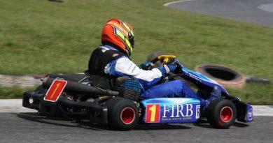 Kart: Na volta às pistas, BF Racing anuncia novo apoiador