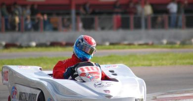Kart: Christiano Castro vence a 3ª etapa da Copa Fireball à bordo do novo chassis Moro