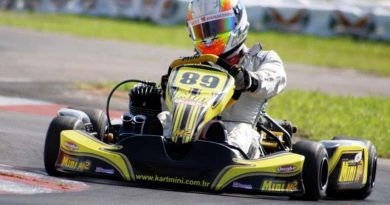 Kart: Sul-Brasileiro começa mais do que positivo para a Kart Mini