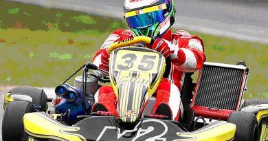 Kart: Felipe Massa volta às pistas com Kart Mini