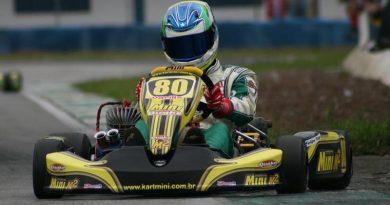 Kart: Felipe Fraga busca sua primeira participação em um final de Seletiva Petrobras