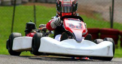 Kart: Em grande prova Igor Melo assume a liderança da Taça de Prata Dolly