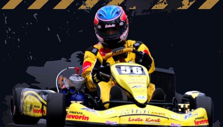 Kart: Jean Aguiar faz balanço da última temporada e traça novos desafios para 2010