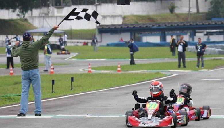 Kart: Na estréia do Paulista 2009 Interlagos recebeu 64 pilotos