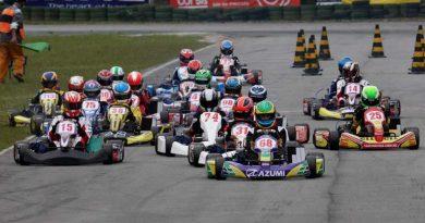 Kart: Com 126 pilotos Light teve sua maior prova do ano