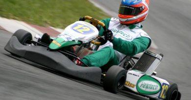 Kart: Luis Midon teve prova complicada no Light, mas vai buscar recuperação no certame