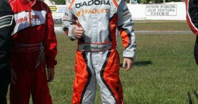 Kart: Matheus Leist abre temporada 2009 competindo na Copa São Paulo Light