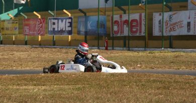 Kart: FAUGO e FADF alteram local e data da 6ª rodada do Centro-Oeste