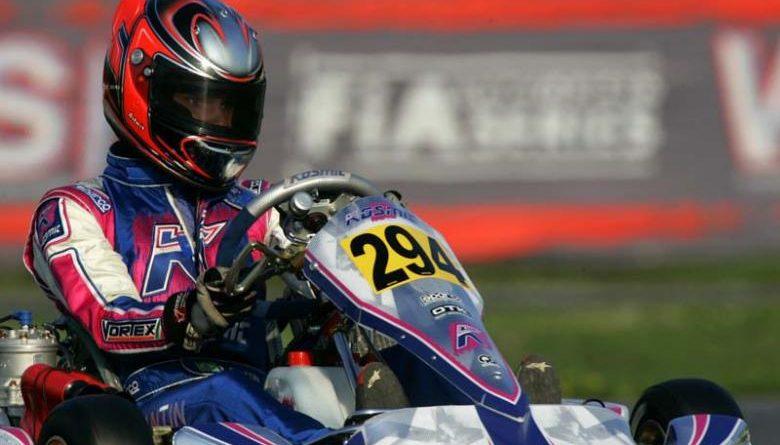 Kart: Pietro Fantin tira importantes lições de suas participações na Europa