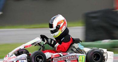 Kart: Após boa classificação Sérgio Sette Câmara teve problemas no Light