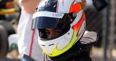 Kart: Um Brasileiro difícil com resultado abaixo do esperado para Sergio Câmara