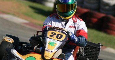 Kart: Após um show na Maserati, William Freire volta ao kart na Granja Viana