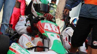 Kart: Mauro Auricchio voltou de Caçador (SC) com dois pódios na abertura do 15º Sul-Brasileiro
