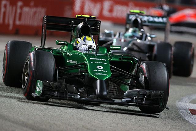 """F1: Dono da Caterham lembra experiência na Fórmula 1: """"Fui enganado"""""""